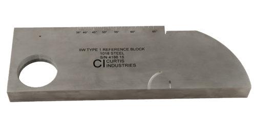 IIW TYPE 1 BLOCK