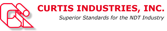 Curtis Industries - Superior Standards for the NDT Industry